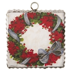 RTC Gallery Mini Geranium Wreath
