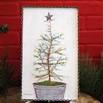 Gallery Natural Tree with Tin Star