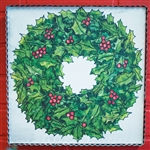 Gallery Holly Wreath