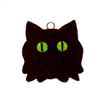 RTC Gallery Black Cat Charm