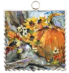 "RTC Gallery Mini ""Garden Pumpkin"" Art"