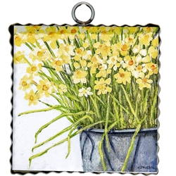 Gallery Bucket of Daffodils - small