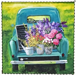 Gallery Truck of Flowers