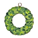 RTC Gallery Boxwood Wreath Charm