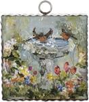 Gallery Rozie Bird Bath