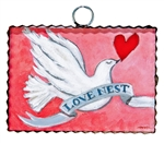 Gallery Valentine's Dove Art