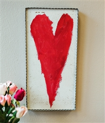 Round Top Collection Gallery Heart