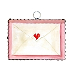 Valentine's Day Gallery Love Letter Art