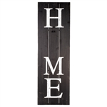 RTC Gallery Charm & Mini Art HOME Sign (black)