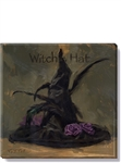 "Darren Gygi ""Witch's Hat"" Canvas Art Print"