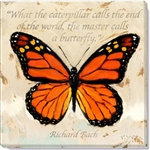 "Darren Gygi Inspirational Monarch (5"" x 5"")"