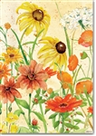 Spice Meadow Garden Flag