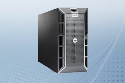 PowerEdge 2900 Basic SATA server by Dell with 4, 6, 16, 32, 48, 64 or 96 GB of Fully Buffered Memory