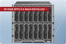 Dell M1000e with 8 x M630 Blades Advanced SAS from Aventis Systems, Inc.