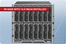 Dell M1000e with 16 x M630 Blades Basic SAS from Aventis Systems, Inc.