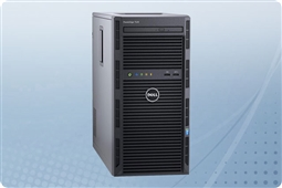 Dell PowerEdge T130 Server Partially Populated SAS with 2 fast SAS drives for operating systems from Aventis Systems
