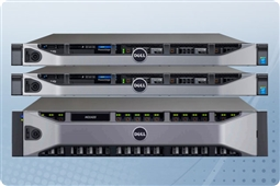 Dell PowerEdge R630 Server and MD3420 Storage Virtualization Cluster Superior from Aventis Systems