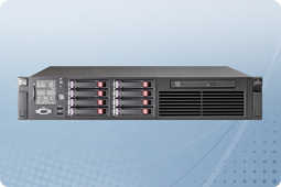 "HP ProLiant DL380 G6 Server Advanced SATA with 2.5"" HDDs from Aventis Systems"