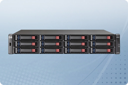 "HP P2000 3.5"" 10GbE iSCSI SAN Storage Superior Nearline SAS from Aventis Systems, Inc."