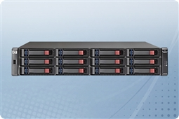 "HP P2000 3.5"" 10GbE iSCSI SAN Storage Advanced SATA from Aventis Systems, Inc."