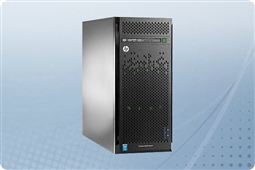 HP ProLiant ML110 Gen9 Server SFF Basic SAS from Aventis Systems, Inc.