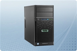 HP ProLiant ML30 Gen9 Server 8SFF Basic SAS from Aventis Systems, Inc.