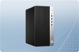 HP ProDesk 600 G3 Intel Core i5-7500 Micro Tower Desktop from Aventis Systems