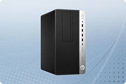 HP EliteDesk 800 G3 Intel Core i5-7500 Tower Desktop from Aventis Systems