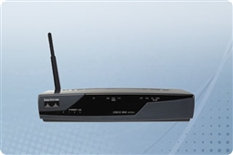 Cisco CISCO871-K9 10/100Mbps Integrated Services Router from Aventis Systems, Inc.