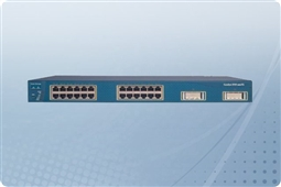 Cisco Catalyst WS-C3524-PWR-XL-EN 24 Port POE Switch from Aventis Systems, Inc.