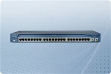 Cisco Catalyst WS-C2950C-24 Managed 24 Port Switch from Aventis Systems, Inc.