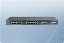 Cisco Catalyst WS-C2950G-24-EI Managed Switch 24 Ports from Aventis Systems, Inc.