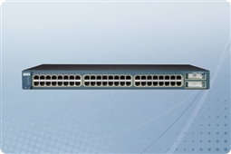 Cisco Catalyst WS-C2950SX-48-SI Managed Switch 48 Ports from Aventis Systems, Inc.