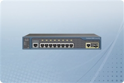 Cisco Catalyst WS-C2960-8TC-L Switch 8 Ports Managed from Aventis Systems, Inc.