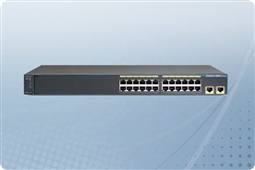 Cisco Catalyst WS-C2960-24LT-L Managed Switch 24 Ports from Aventis Systems, Inc.