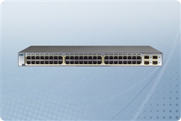 Cisco Catalyst WS-C3750-48TS-S Managed Switch 48 Ports from Aventis Systems, Inc.