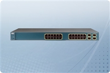 Cisco Catalyst WS-C3560-24PS-S POE Managed Switch 24 Ports from Aventis Systems, Inc.