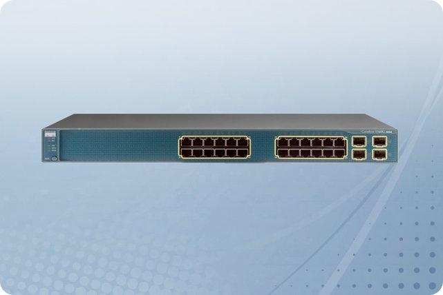 Cisco System WS-C3560-24PS-S 24-Port POE Switch