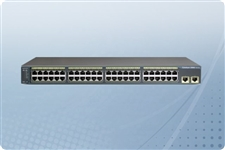Cisco Catalyst WS-C2960-48TT-L Managed Switch 48 Ports from Aventis Systems, Inc.