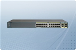 Cisco Catalyst WS-C2960-24PC-S Managed Switch 24 Ports from Aventis Systems, Inc.