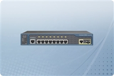 Cisco Catalyst WS-C2960G-8TC-L Switch 7 Ports Managed from Aventis Systems, Inc.
