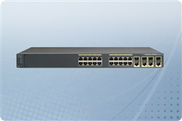 Cisco Catalyst WS-C2960G-24TC-L Managed Switch 24 Ports from Aventis Systems, Inc.