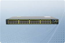 Cisco Catalyst WS-C2960S-48TS-S Managed Switch 48 Ports from Aventis Systems, Inc.