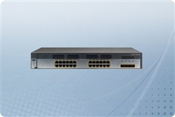 Cisco Catalyst WS-C3750G-24TS-E Managed Switch 24 Ports from Aventis Systems, Inc.
