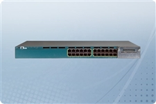 Cisco Catalyst WS-C3560X-24P-S Switch 24 Ports from Aventis Systems, Inc.