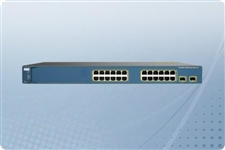 Cisco Catalyst WS-C3560G-24PS-S Managed Switch 24 Ports from Aventis Systems, Inc.