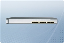 Cisco Catalyst WS-C3750G-12S-E Managed Switch 12 Ports from Aventis Systems, Inc.