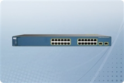 Cisco Catalyst WS-C3560G-24TS-S Managed Switch 24 Ports from Aventis Systems, Inc.
