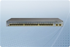 Cisco Catalyst WS-C3750-24FS-S Switch 24 Ports from Aventis Systems, Inc.
