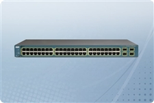 Cisco Catalyst WS-C3560G-48PS-S Managed Switch 48 Ports from Aventis Systems, Inc.